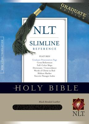 Slimline Reference Bible-NLT-Graduate - Tyndale House Publishers (Creator)