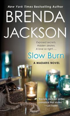 Slow Burn: A Madaris Novel - Jackson, Brenda