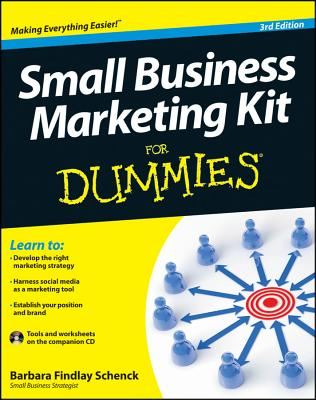 Small Business Marketing Kit For Dummies - Schenck, Barbara Findlay