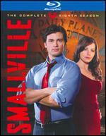 Smallville: The Complete Eighth Season [4 Discs] [Blu-ray]
