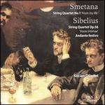 Smetana, Sibelius: String Quartets