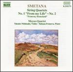 Smetana: String Quartets Nos. 1 & 2; From My Homeland