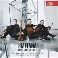 "Smetana: String Quartets Nos. 1 ""From My Life"" & 2 - Pavel Haas Quartet"