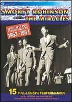 Smokey Robinson and The Miracles: The Definitive Performances 1963-1987