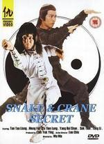 Snake and Crane Secret