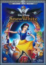 Snow White and the Seven Dwarfs [3 Discs] [Blu-Ray/DVD]