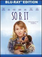 So B. It [Blu-ray]