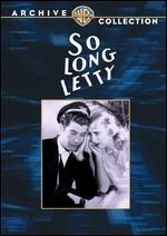 So Long Letty