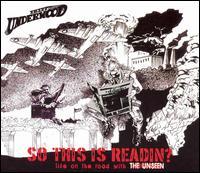 So This Is Readin? - Tripp Underwood