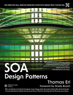 SOA Design Patterns (paperback) - Erl, Thomas
