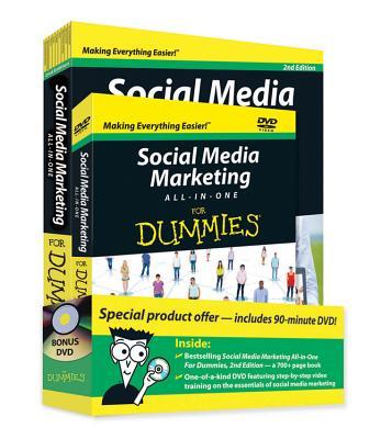 Social Media Marketing All-in-One For Dummies Book + DVD Bundle - Zimmerman, Jan, and Ng, Deborah