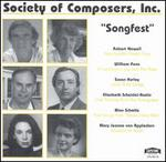 Society of Composers, Inc.: Songfest