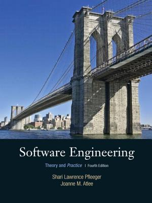 Software Engineering: Theory and Practice - Pfleeger, Shari Lawrence, and Atlee, Joanne M