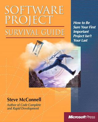 Software Project Survival Guide - McConnell, Steve