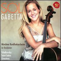 Sol Gabetta plays Tchaikovsky, Saint-Saëns & Ginastera - Sol Gabetta (cello); Munich Radio Orchestra; Ari Rasilainen (conductor)