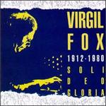 Soli Deo Gloria 1912-1980