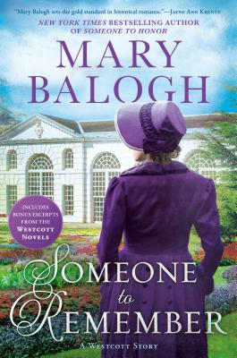 Someone to Remember - Balogh, Mary