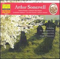 Somervell: Maud No1-13; Gentle Maiden - Catherine Wyn-Rogers (mezzo-soprano); Christopher Maltman (baritone); Duke Quartet; Patricia Rozario (soprano)