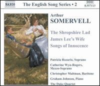 Somervell: The Shropshire Lad; James Lee's Wife; Songs of Innocence - Catherine Wyn-Rogers (mezzo-soprano); Christopher Maltman (baritone); Christopher Maltman (soprano); Duke Quartet;...