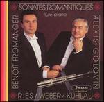 Sonates romantiques pour flute & piano