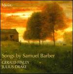 Songs by Samuel Barber