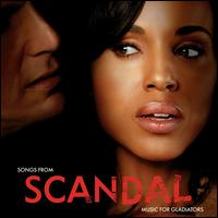 Songs from Scandal: Music for Gladiators - Various Artists