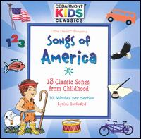 Songs of America - Cedarmont Kids