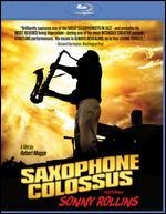 Sonny Rollins: Saxophone Colossus [Blu-ray]