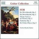 Sor: Guitar Music, Opp. 1-5