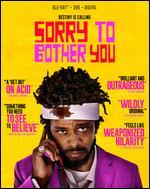 Sorry to Bother You [Includes Digital Copy] [Blu-ray/DVD]