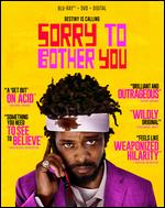 Sorry to Bother You [Includes Digital Copy] [Blu-ray/DVD] - Boots Riley