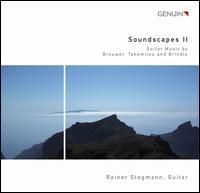 Soundscapes II - Rainer Stegmann (guitar)