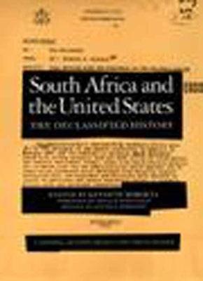 South Africa and the United States - Mokoena, Kenneth (Editor)