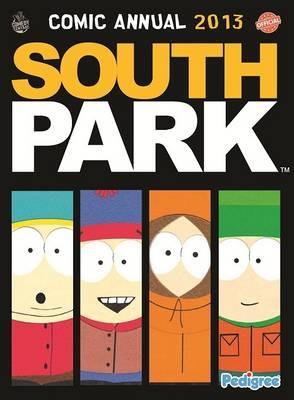 South Park Annual 2013 -