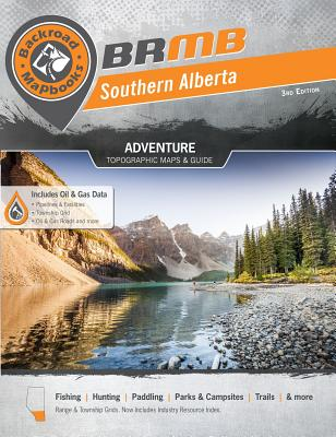 Southern Alberta Backroad Mapbook - Mussio, Wesley