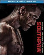 Southpaw [With Movie Money] [Blu-ray]