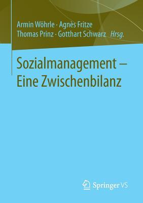 Sozialmanagement Eine Zwischenbilanz - Wohrle, Armin (Editor)