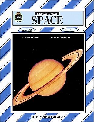 Space Thematic Unit - Jasmine, Julia
