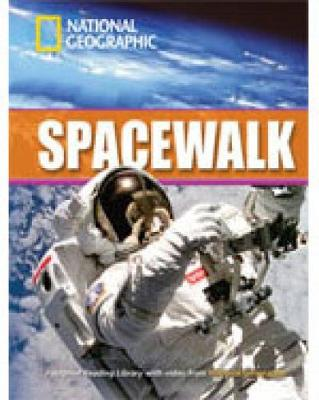 Spacewalk + Book with Multi-ROM: Footprint Reading Library 2600 - Geographic, National, and Waring, Rob
