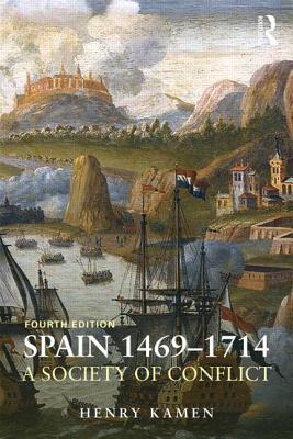 Spain 1469-1714 - Kamen, Henry