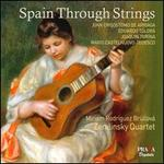 Spain Through Strings: Arriaga,Toldrá, Turina, Castelnuovo-Tedesco