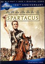 Spartacus [Universal 100th Anniversary] [Blu-ray/DVD]