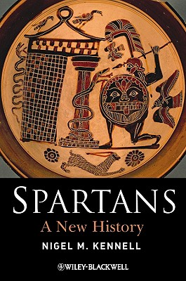 Spartans: A New History - Kennell, Nigel M