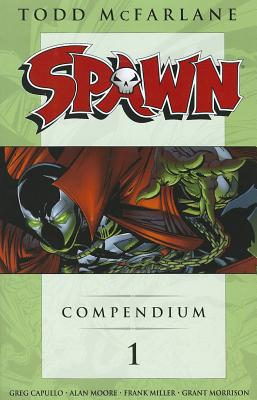 Spawn Compendium, Volume 1 - McFarlane, Todd, and Capullo, Greg (Illustrator), and Miller, Frank (Illustrator)