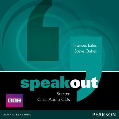 Speakout Starter Class CD (x2) - Eales, Frances, and Oakes, Steve