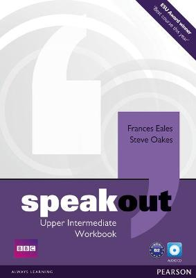 Speakout Upper Intermediate Workbook no Key and Audio CD Pack - Eales, Frances, and Oakes, Steve