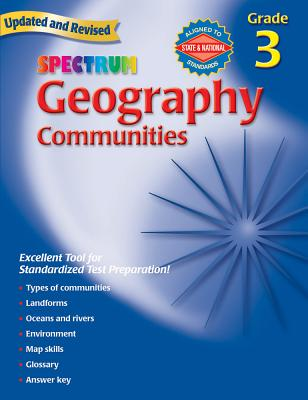 Spectrum Geography, Grade 3: Communities - Spectrum (Creator)