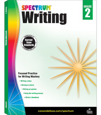 Spectrum Writing, Grade 2 - Spectrum (Compiled by)
