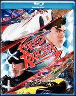 Speed Racer [Includes Digital Copy] [Blu-ray]