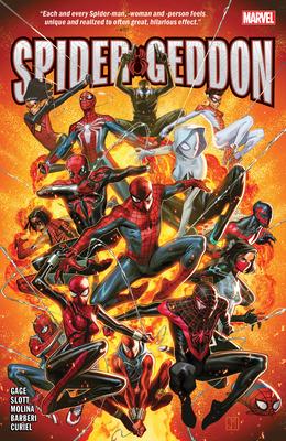 Spider-Geddon - Gage, Christos (Text by)